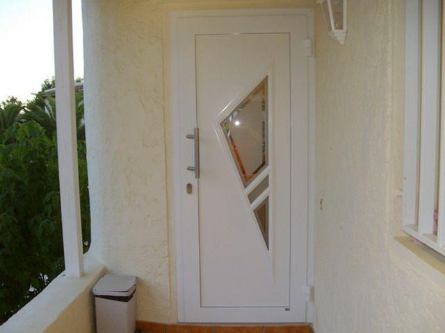 Puertas de entrada a vivienda de aluminio - Puertas de entrada de aluminio ...