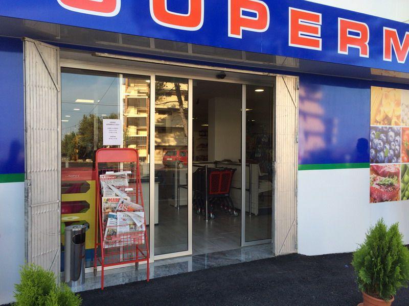 Puerta Rapida Cristal 91